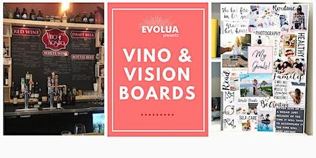 Vino & Vision Boards tickets