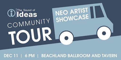The Sound of Ideas Community Tour: NEO Artist Showcase