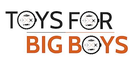 Gulf Coast Toys for Big Boys - 2020 tickets