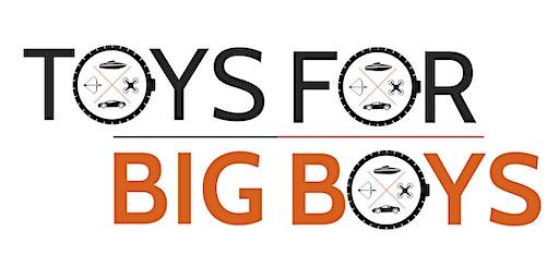 Gulf Coast Toys for Big Boys - 2020