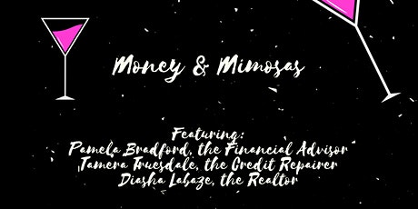 Money & Mimosas tickets