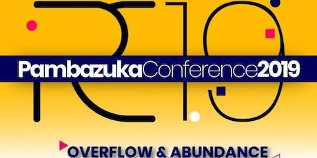 PAMBAZUKA CONFERENCE 2019 tickets
