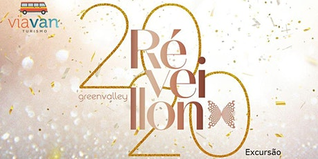 Excursão: Green Valley - Reveillon 2020 ingressos
