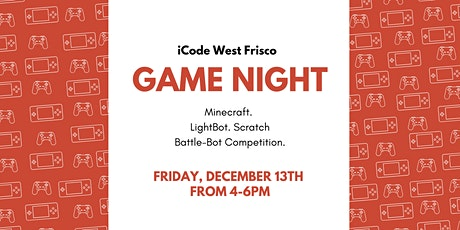Game Night at West Frisco tickets