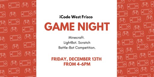 Game Night at West Frisco