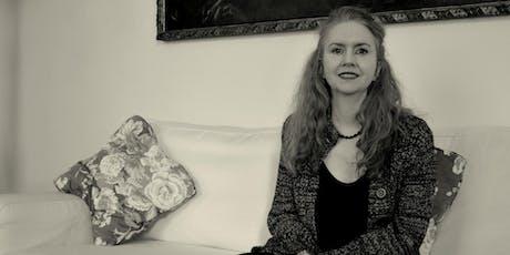 Poetry off the Shelf: Christina Pugh tickets