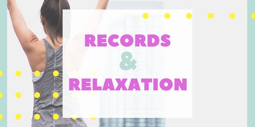 4-H Records & Relaxation