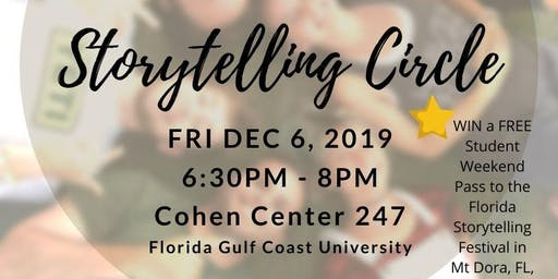 Storytelling Circle FGCU