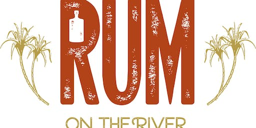 Rum on the River LONDON - 9th May 5pm - 8pm