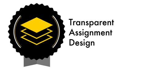 Transparent Assignment Design (Spring 2020) tickets