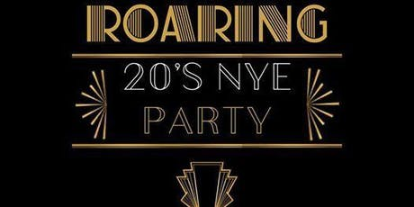 Roaring 20's New Year's Eve party tickets