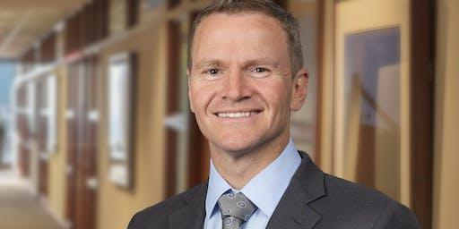 YMP Toronto Presents: Leaders in Mining Speaker Series - Shaun Usmar