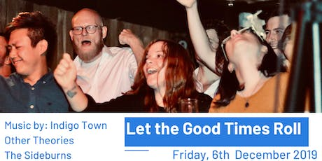 Let the Good Times Roll tickets