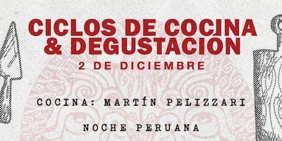 Ciclos de Cocina & Degustación - 3ra edición