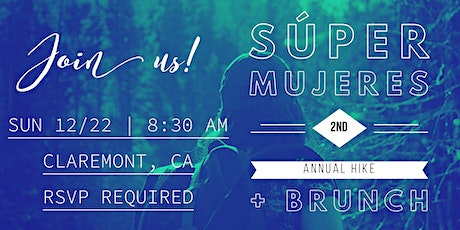Súper Mujeres 2nd Annual Hike + Brunch tickets