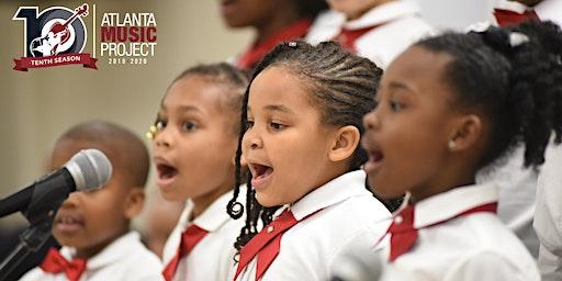 Atlanta Music Project: AMPlify Kindezi Choirs Holiday Concert