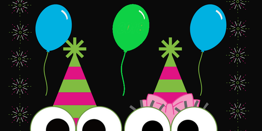 Noon Year's Eve Party at sweetFrog Timonium