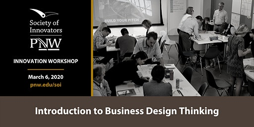 Innovation Workshop: Introduction to Business Design Thinking