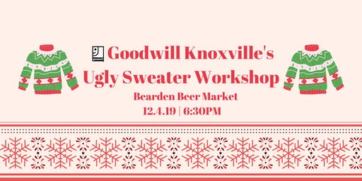 Ugly Sweater Workshop