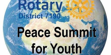 Peace Summit for Youth - Planning Conference tickets