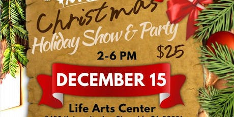 Christmas Party & Show tickets