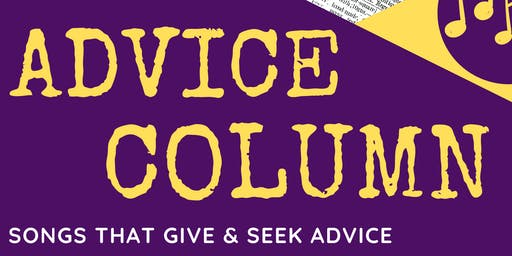 Advice Column - Neighborhood Rocks Concert