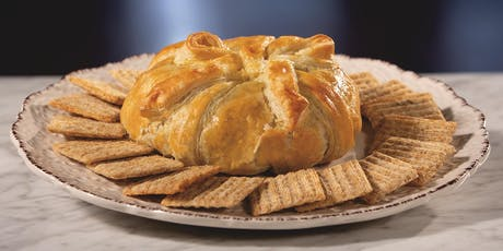 December Cheeses of the Month Create Your Own Holiday Baked Brie - Cascade tickets