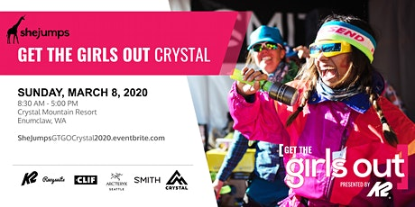 WA SheJumps Get the Girls Out at Crystal Mountain tickets