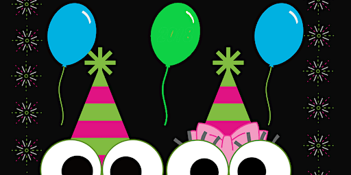 Noon Year's Eve Party at sweetFrog Salisbury