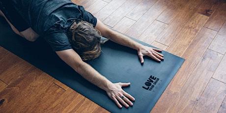LoveYourBrain Yoga tickets