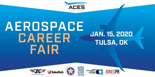 Oklahoma Aerospace Career Fair - Tulsa