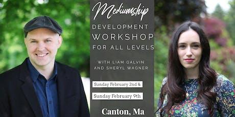Mediumship Development Workshop tickets