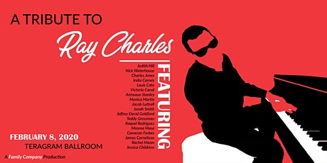 A Tribute to Ray Charles tickets