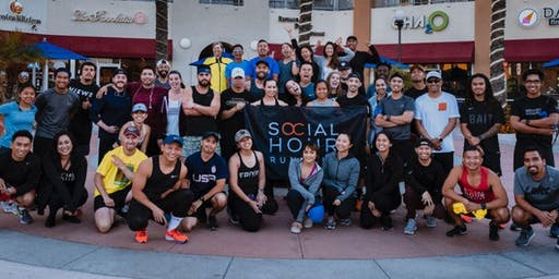 Social Hour Run Club x Bakers & Baristas: Run Across Haiti Fundraiser