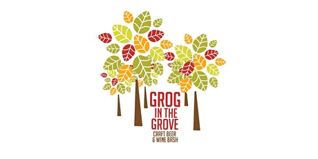 Grog in the Grove Craft Beer and Wine Bash biglietti