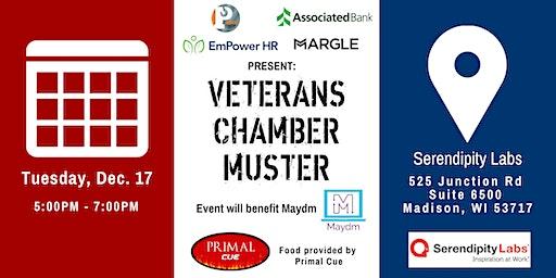 Madison Veterans Chamber Muster