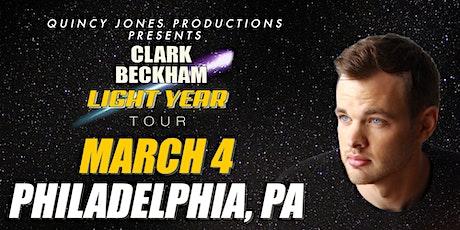 Clark Beckham: Light Year Tour tickets