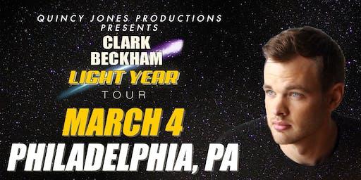 Clark Beckham: Light Year Tour