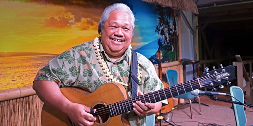 Kevin Brown Ohana  - Maui's own Slack Key Legend