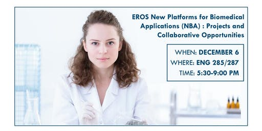 EROS New Platforms for Biomedical Applications : Projects and Collaborative