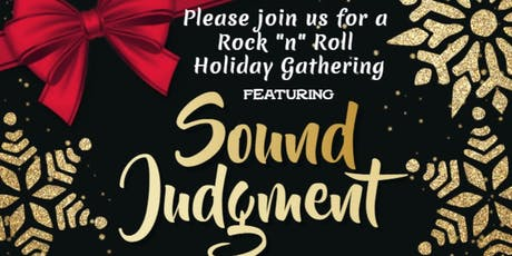 Sound Judgment Holiday Party tickets
