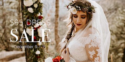 MESA $95 DRESS SALE | ALL WEEK LONG