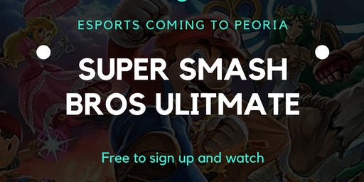 Holiday Smash Bros Competition at Peoria Sports Complex