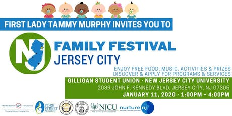 First Lady Tammy Murphy's Family Festival in Jersey City tickets