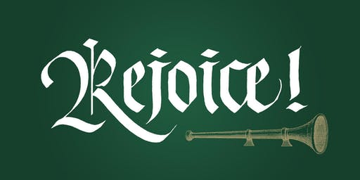Rejoice! - Candlelight Christmas Concert, December 15, 2019