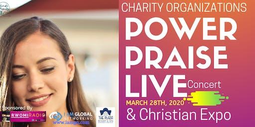 JJ Hairston  Live - Power Praise & Christian Expo Daytona Beach