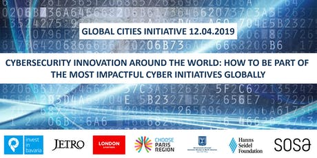 Global Cities Initiative: Cybersecurity tickets