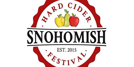 2020 Snohomish Cider Festival tickets