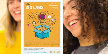 Opening Climate LAB and gate 3 - 3ID LABS tickets