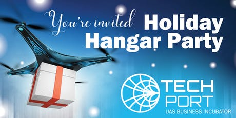 TechPort Holiday Hangar Party tickets